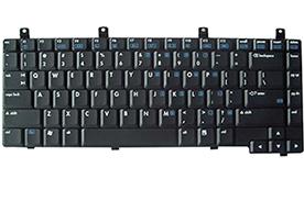 sustitución de teclado